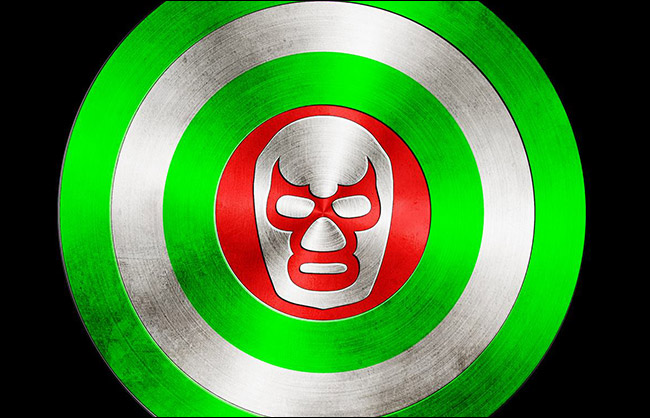 captain mexico shield